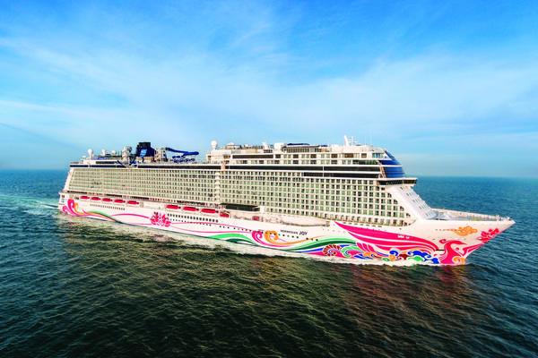 Norwegian Joy (Photo: Norwegian Cruise Line)