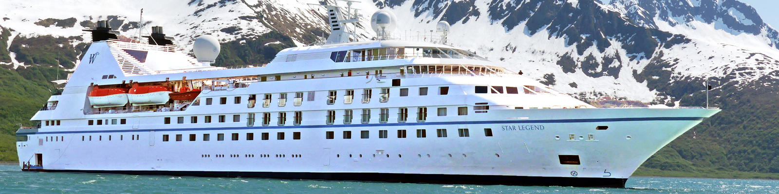 Star Legend in Alaska (Photo: Dori Saltzman/Cruise Critic)