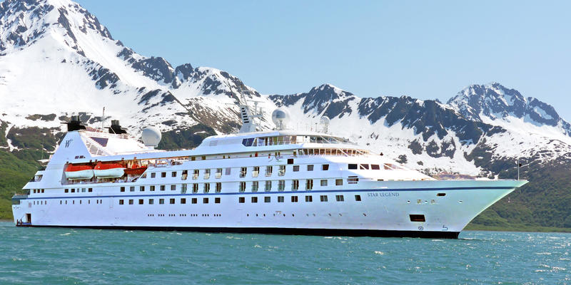 Star Legend in Alaska (Photo: Dori Saltzman/Cruise Critic)
