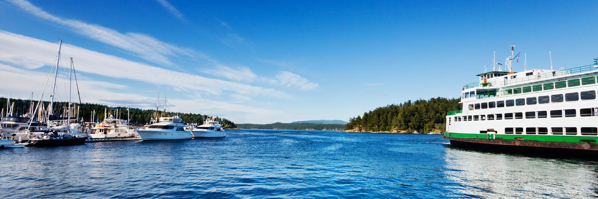 Friday Harbor, Washington (Photo: Jo Ann Snover/Shutterstock.com)