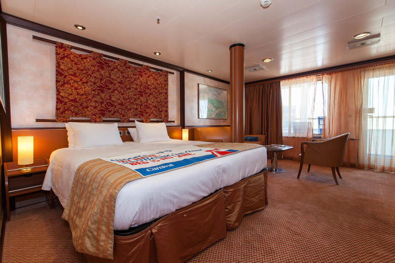 The Grand Suite on Carnival Fantasy
