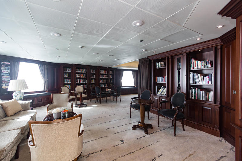The Drawing Room on Azamara Journey