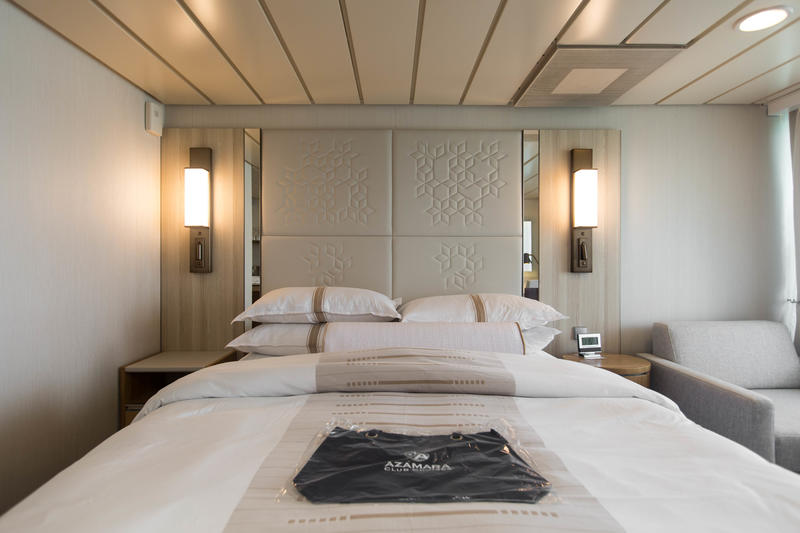 The Club Continent Suite on Azamara Journey
