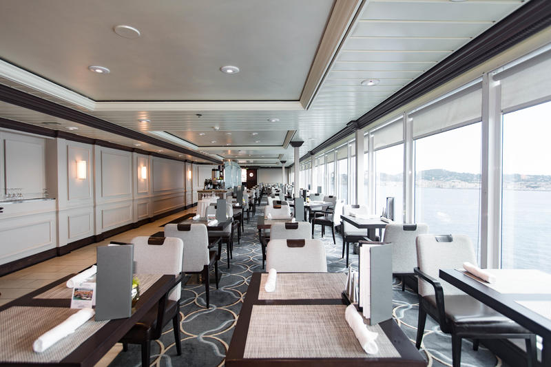 Windows Cafe on Azamara Journey