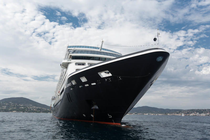 Ship Exterior on Azamara Journey
