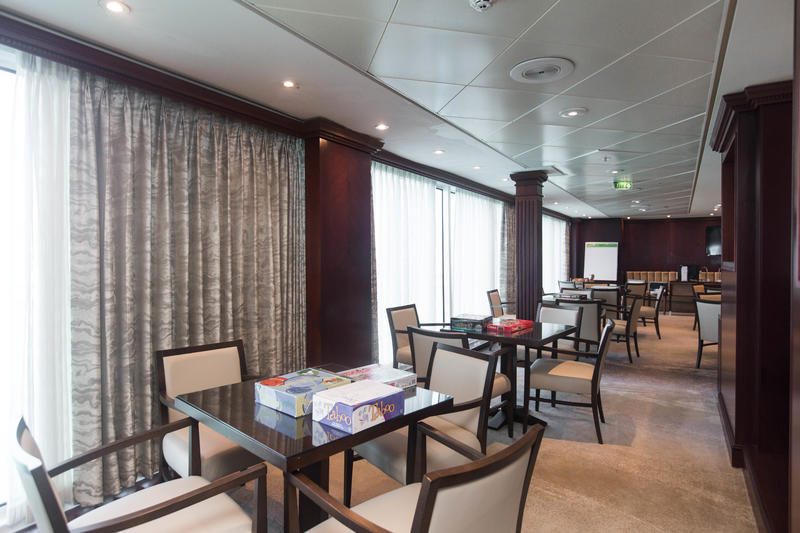 Card Room on Azamara Journey