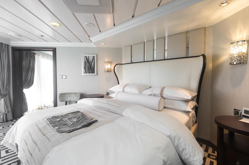 The Club World Owner's Suite on Azamara Journey
