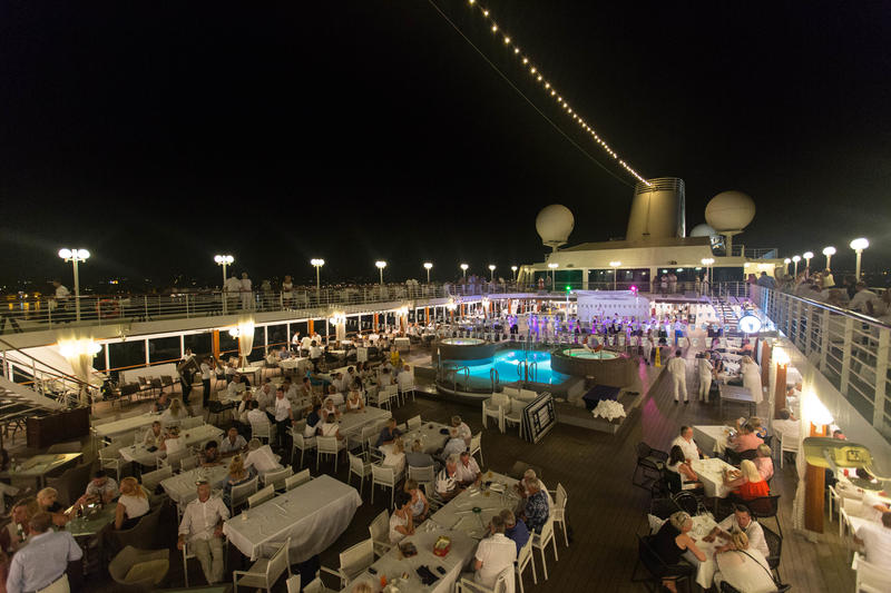 White Night on Azamara Journey