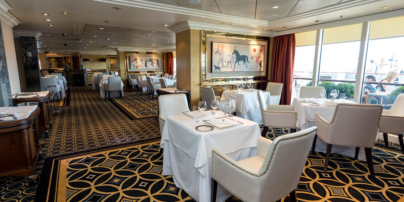 The Verandah on Queen Mary 2 (Photo: Cruise Critic)