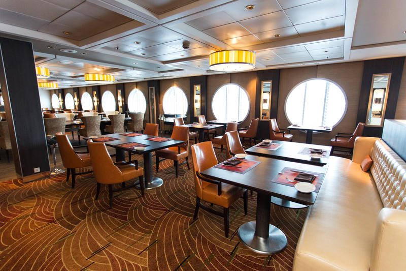 Tuscan Grill on Celebrity Infinity
