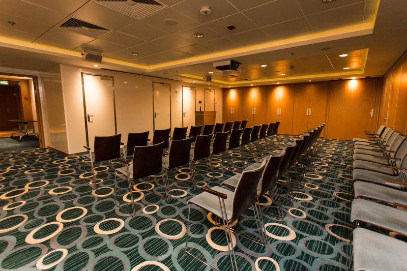 Conference Center on Celebrity Infinity