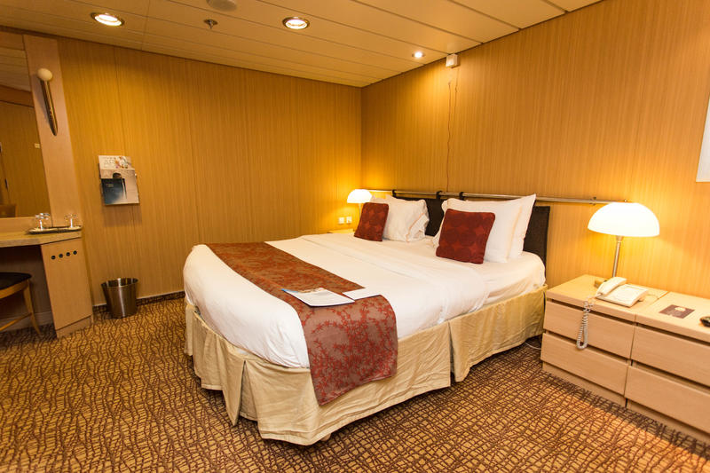 The Accessible Inside Cabin on Celebrity Infinity