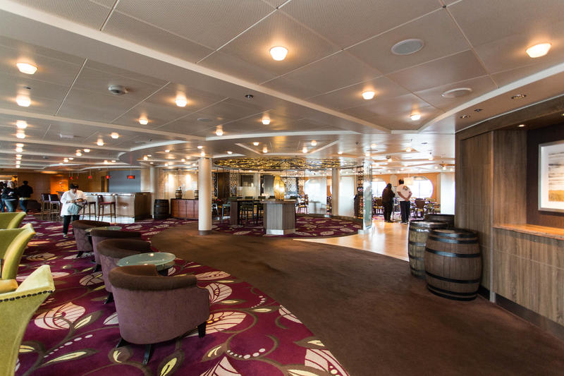 Cellar Masters on Celebrity Infinity
