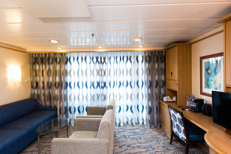 The Junior Suite on Explorer of the Seas