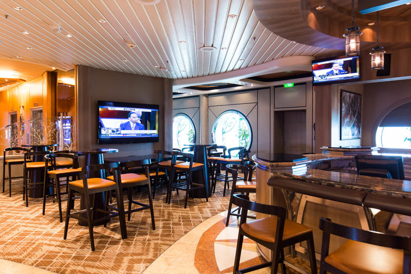 The Tavern on Explorer of the Seas