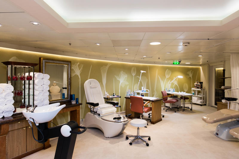 Beauty Salon on Explorer of the Seas