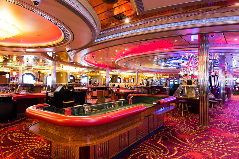 Casino Royale on Explorer of the Seas