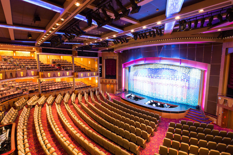 The Palace Theater on Explorer of the Seas