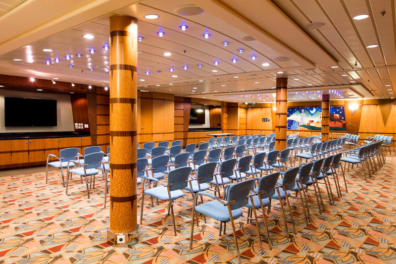 Conference Center on Explorer of the Seas