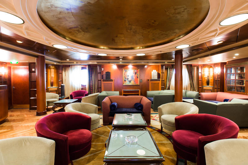 Connoisseur Club on Explorer of the Seas