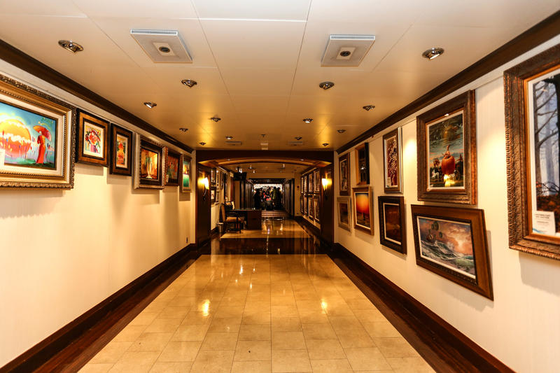 Art Gallery on Carnival Imagination