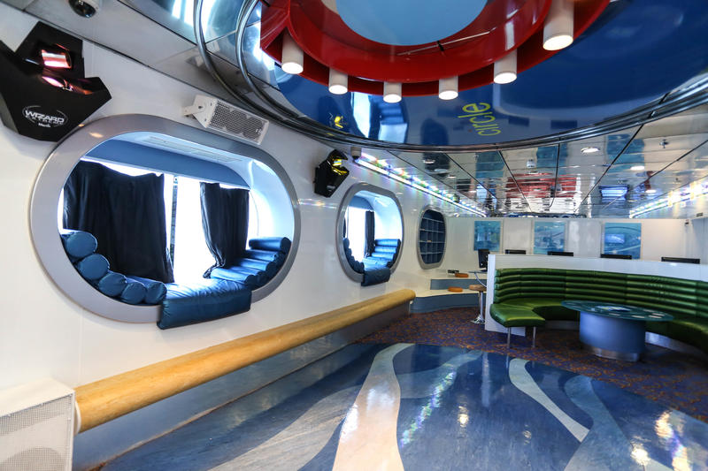 Circle C on Carnival Imagination