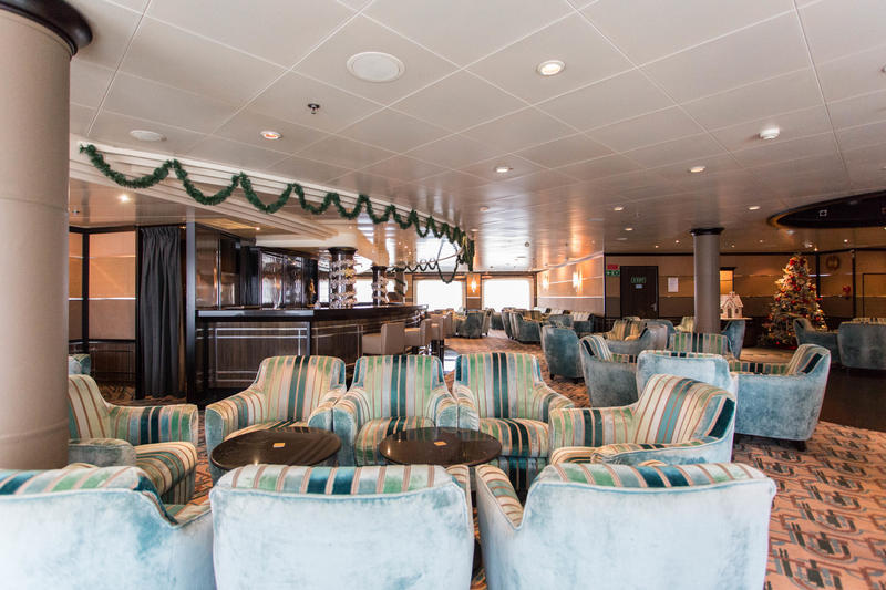 The Bar on Silver Whisper