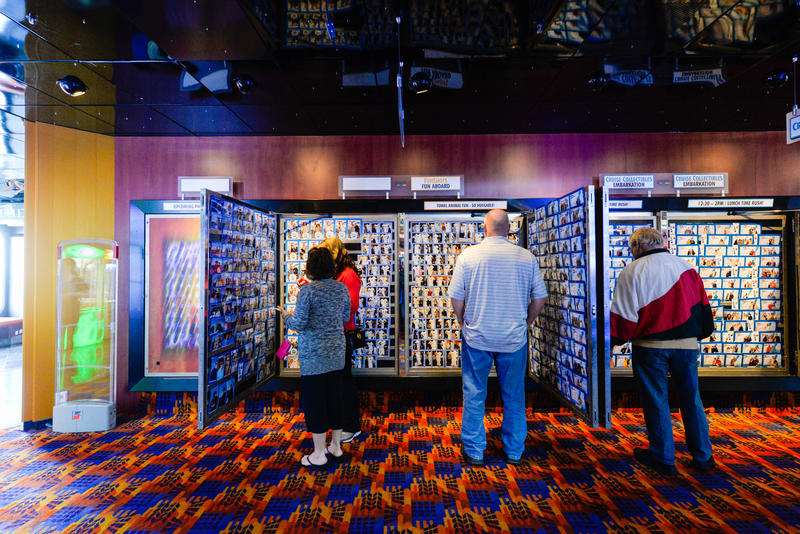 Photo and Video Gallery on Carnival Ecstasy