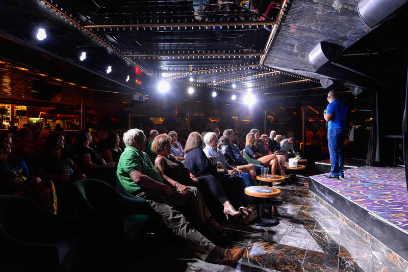 Punchliner Comedy Club on Carnival Ecstasy