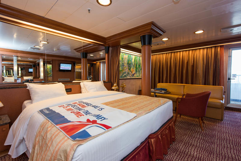 The Grand Suite on Carnival Ecstasy
