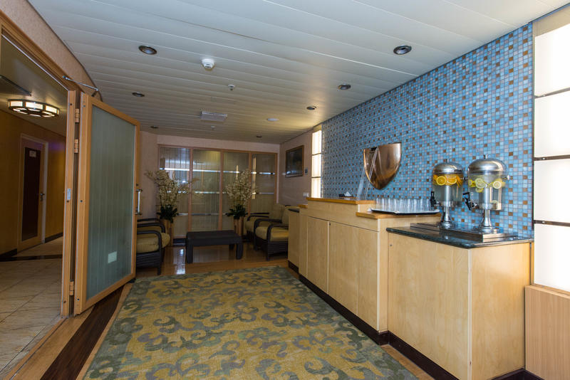 Spa on Carnival Ecstasy