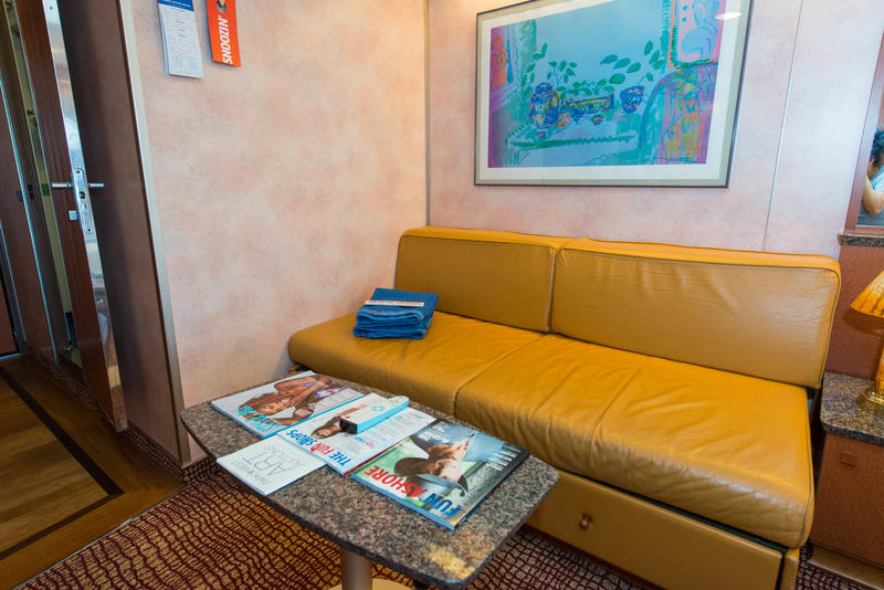 The Junior Suite on Carnival Ecstasy