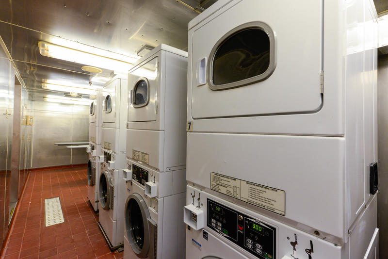 Launderette on Carnival Ecstasy