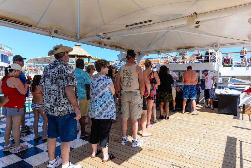 Groove for St. Jude on Carnival Ecstasy