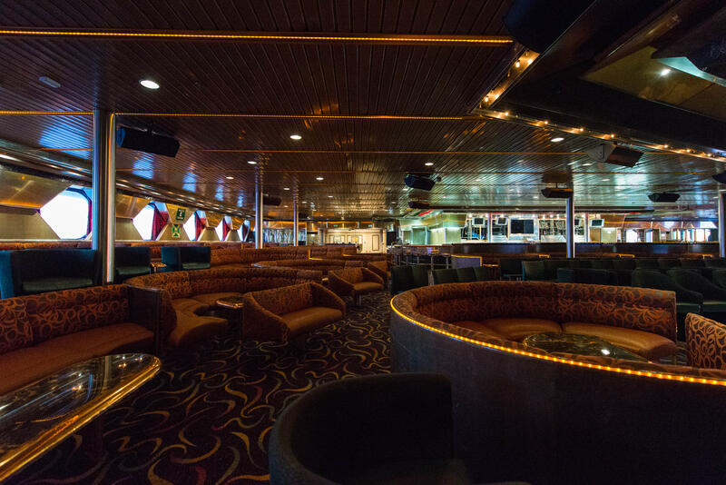 Starlight Lounge on Carnival Ecstasy