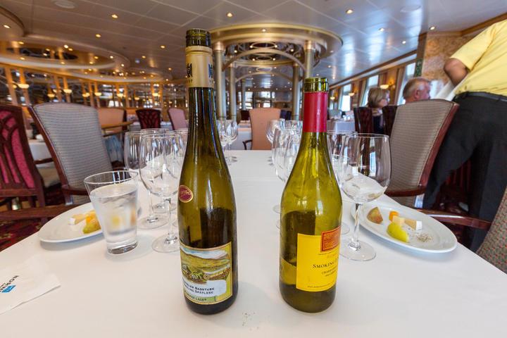 Wine Tasting on Norwegian Sun Cruise Ship - Cruise Critic