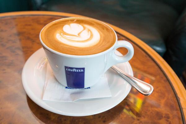 Java Cafe on Norwegian Sun