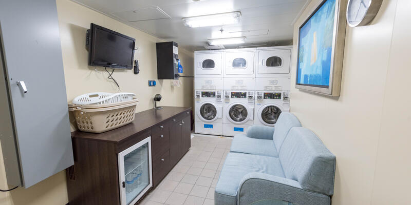 Guest Laundry on Marina