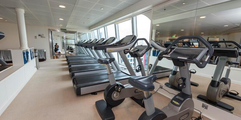 Fitness Center on Marina (Photo: Cruise Critic)
