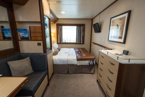 Deluxe Oceanview Cabin (Category AX)