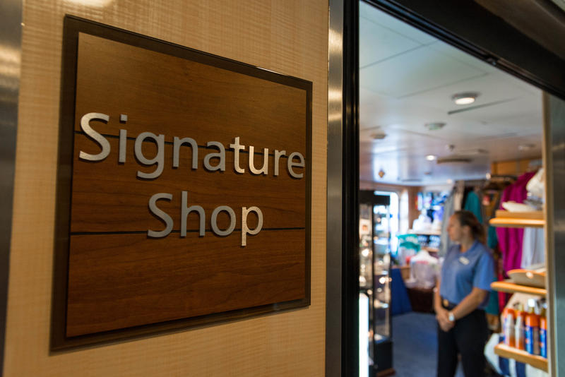 Signature Shop on Wind Star