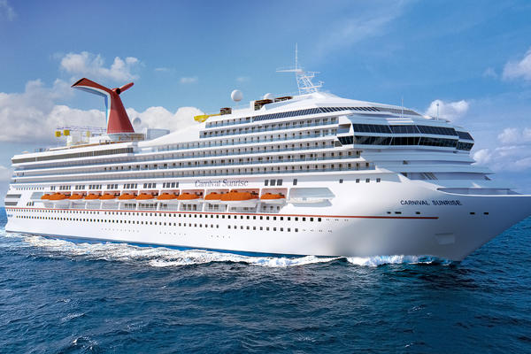 Carnival Sunrise (Photo: Carnival)