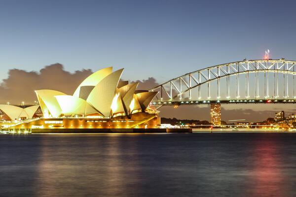 Sydney Opera House (Photo: Semisatch/Shutterstock)