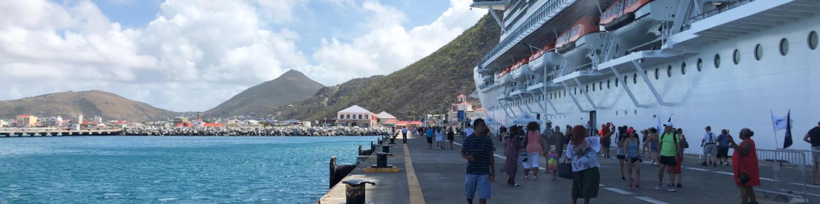 Port of St. Maarten (Photo: Brittany Chrusciel, Cruise Critic Associate Editor)