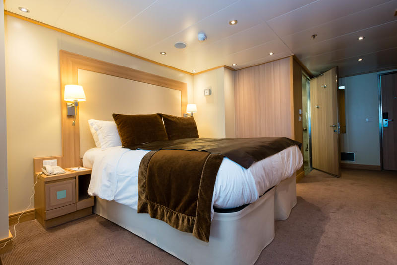 The Accessible Veranda Suite on Seabourn Quest
