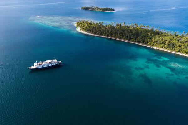 Ship Exterior on Safari Voyager (Photo: Cruise Critic)