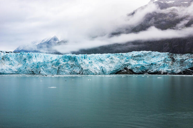 Scenic Cruising in Glacier Bay, Alaska