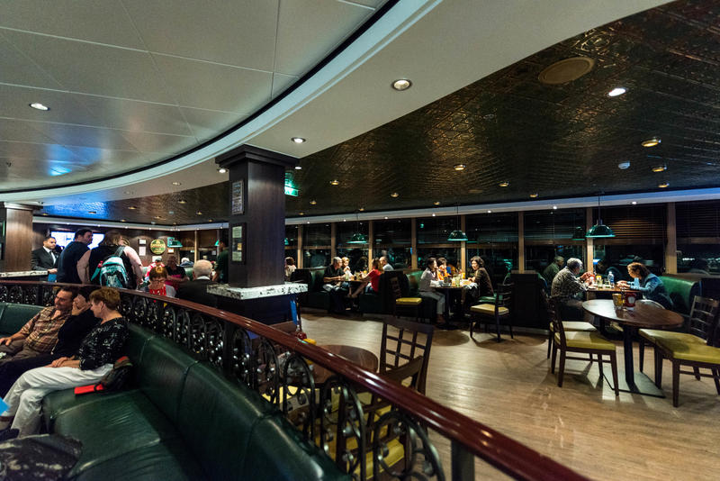 O'Sheehan's Neighborhood Bar & Grill on Norwegian Pearl