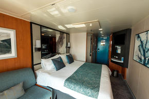 Aft-Facing Balcony Cabin