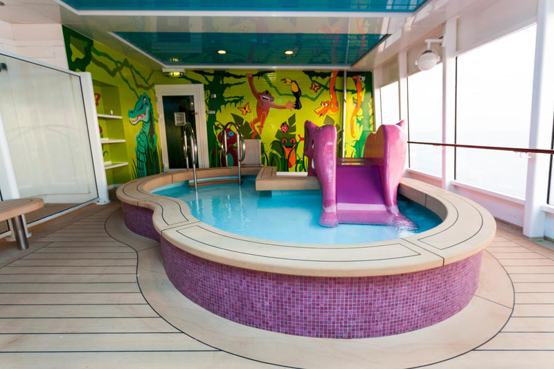 The Kids Pool on Norwegian Jade